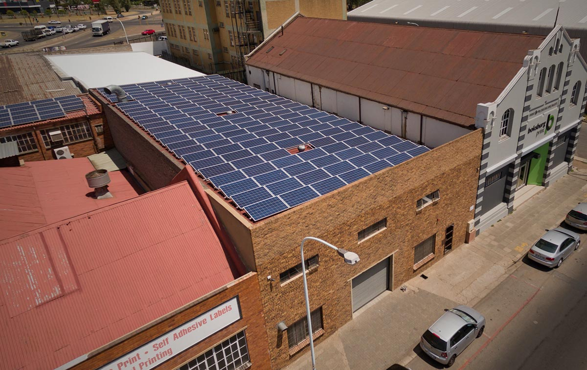 Boksburg Print - Our Solar Journey